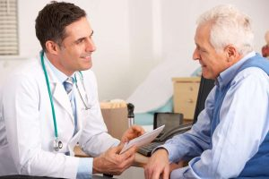 Visita urologica maschile