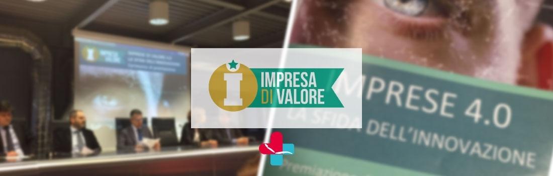 Imprese di valore: premiato Poliambulatorio Bonazzi