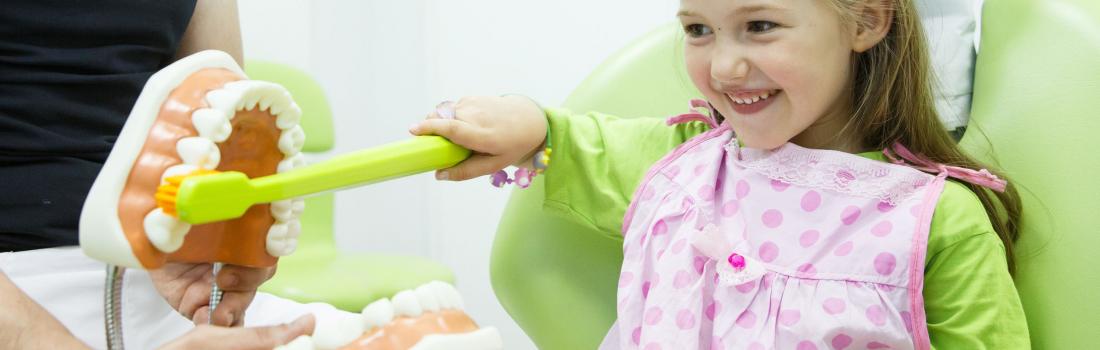 Dentista per bambini a Cento, Ferrara