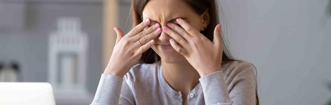 Occhi rossi: 7 cause